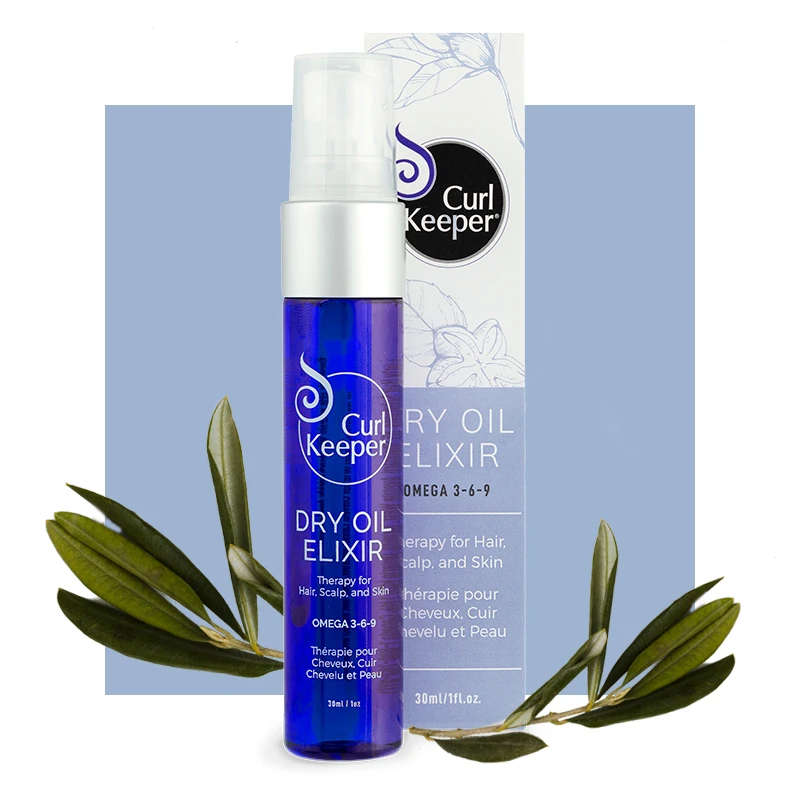 Dry Oil Elixir Product Essentials Photo
