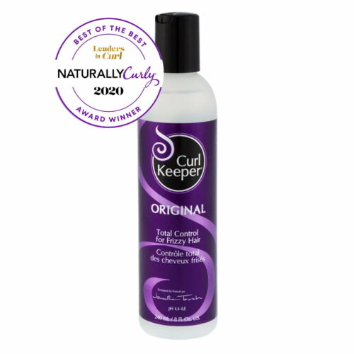 Award Winning Curl Keeper® Original Liquid Styler